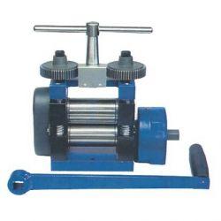 LAMINOIR MAIN PLAQUE COMPACT 100 mm AVEC REDUCTEUR