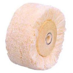 BROSSE CIRCULAIRE COTON DIAM. 100 mm