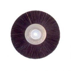BROSSE CIRCULAIRE CENTRE METAL SOIE NOIRE 1/50 mm