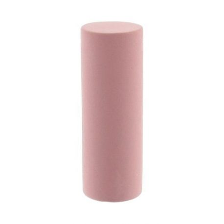 MEULETTE CYLINDRE SILICONE ROSE EXTRA DOUCE
