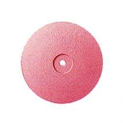 MEULETTE LENTILLE SILICONE ROSE DIAM. 22 mm EXTRA DOUCE