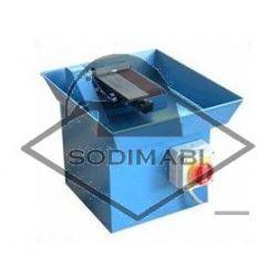 MACHINE EMERISER  POUR BANDE DE 520 X 50 mm - PETIT MODELE
