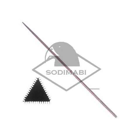 LIME AIGUILLE TRIANGLE L 160 G 2
