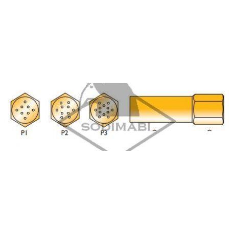 CHALUMEAU OXY-GAZ S0 - BEC MULTIDARDS P.2