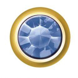 PISTOLET CLASSIQUE - PIERRE BLEUE 4 mm
