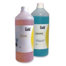 GALVANO - BAIN DORURE JAUNE 1 LITRE