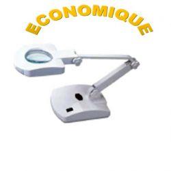"""LAMPE LOUPE RONDE PM ECLAIRANTE """"CH"""